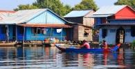 Floating Village - Tonle Sap