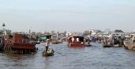 Cai Reng floating market