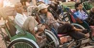 Phnom Penh - Cyclos